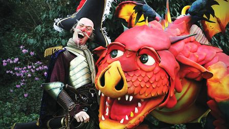 The popular dragon fest at West Stow is back Picture EPICO