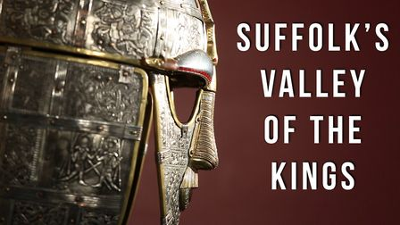 Film-maker Jordan Bloomfield looks at the phenomenon of Sutton Hoo in his End of Year degree film. P