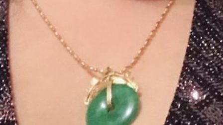 Some of the distinctive jewellery stolen during a burglary at a home in Colchester Picture: SUPPLIED