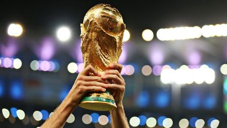 Who will lift the FIFA World Cup Trophy on July 15? Photo: Mike Egerton / PA
