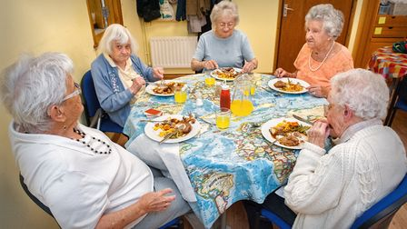 Gatehouse, a charity organisation set up by The Food and Drink Fund Picture: SIMON LEE