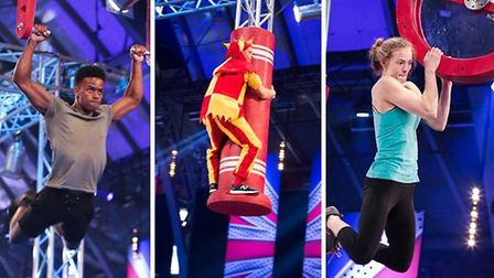 Could you be the next Ninja Warrior? Picture: ITV