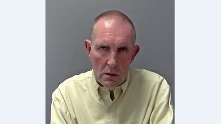 David Aves, 59, from Bradfield St George, has been jailed for four years Picture: SUFFOLK POLICE
