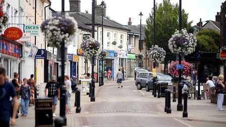 The vision aims to improve Stowmarket Picture: GREGG BROWN