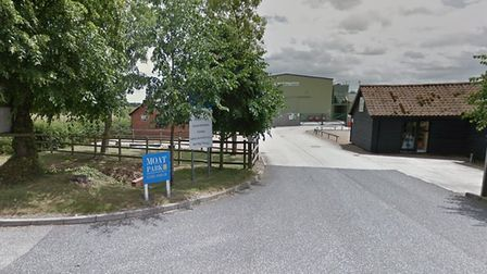 Mint Fitness gym is located in Moat Park in Earl Soham Picture: GOOGLE MAPS