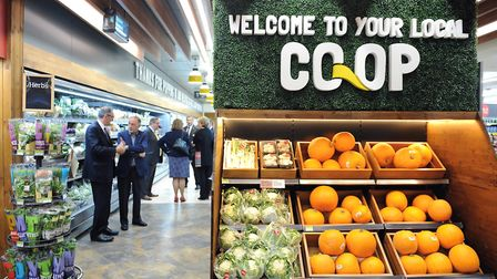 The East of England Co-op is celebrating Suffolk Day with a range of promotional offers Picture: EAS