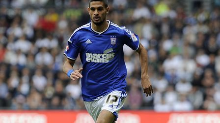 Kevin Bru made more than 100 appearanecs for Ipswich Town. Photo: Pagepix