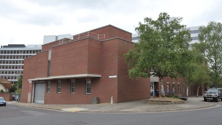 Ipswich Magistrates Court on Elm Street Picture: SARAH LUCY BROWN
