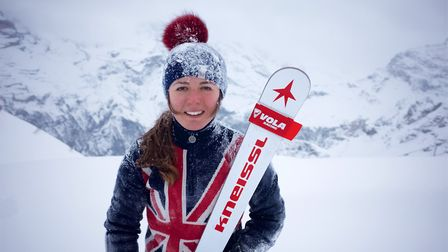 Jasmin Taylor has won multiple titles on the slopes. Picture: COLIN F SHEPHERD