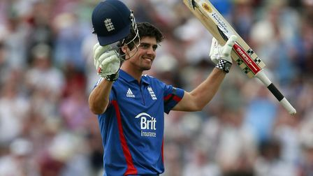 Alastair Cook will be back in action for Essex this weekend. Picture: PA SPORT