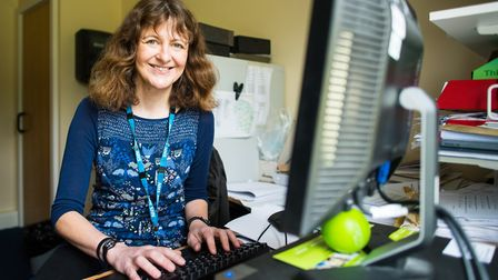 Nesta Reeve, Norfolk and Suffolk NHS Foundation Trusts (NSFT) clinical service lead for Wellbeing s