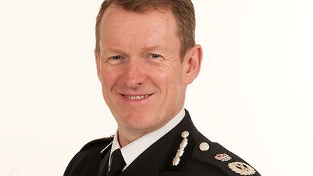 Stephen Kavanagh is Essex Police's chief constable Picture: ESSEX POLICE