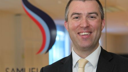 Mark Neild, headteacher of Samuel Ward Academy in Haverhill, is stepping down from his role Picture: