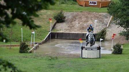 Stratford Hills Horse Trials at Sratford st. Mary, taking place this weekend.
