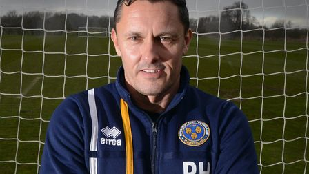 Paul Hurst will be unveiled as Ipswich Town manager this morning. Photo: Shropshire Star