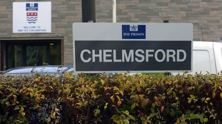 An inmate is on the roof of Chelmsford prison