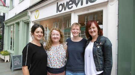 Independent traders in The Saints area of Ipswich have formed a community interest company to promot