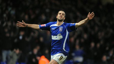 Counago has played in Vietnam, Hong Kong and Finland since leaving Portman Road in 2011. Photo: Arch