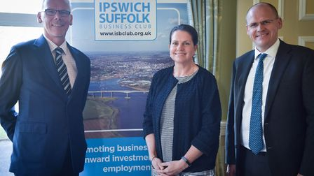 The Ipswich Suffolkl Business Club met at Wherstead Park, near Ipswich to find out more about the pr