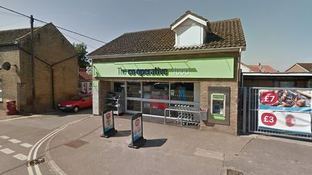 The Co-Op store in Lakenheath Picture: GOOGLE MAPS