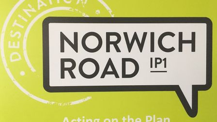Destination Norwich Road is the the name of the initiative to revamp the multi-cultural area to the