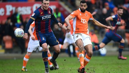 The Blues have had two offers for Tilt rejected earlier this summer. Picture: BLACKPOOL GAZETTE