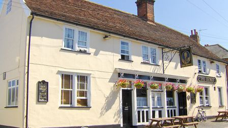 The George pictured in 2006 Picture: GEORGE HERING