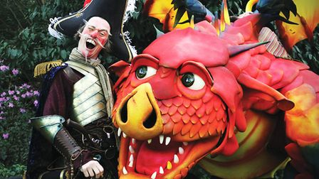 The popular Dragon Fest is back. Picture: EPICO