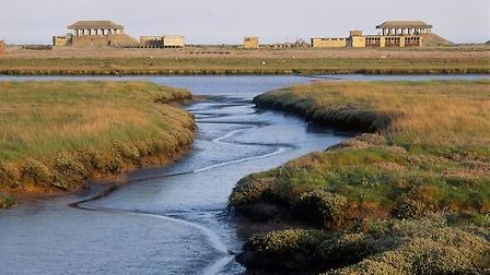 Orford Ness Picture: NATIONAL TRUST