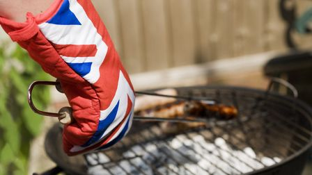 Many of us will be hosting summer barbeques as the game gets underway Picture: JUPITERIMAGES/GETTY I