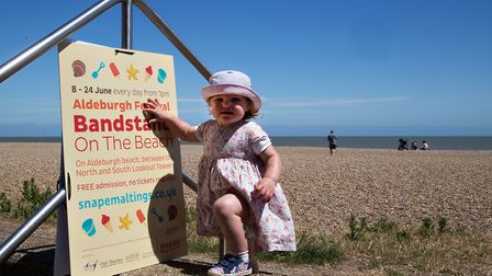 Families across the counties have been enjoying the sunshine Picture: RUTH LEACH