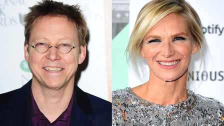 Simon Mayo has been joined by Jo Whiley presenting his Drivetime show in a controversial shake-up to