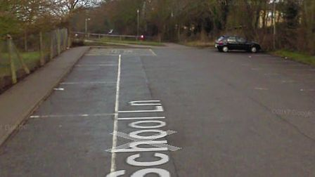 A man is in a stable condition in hospital after being stabbed in Haverhill Picture: GOOGLE MAPS