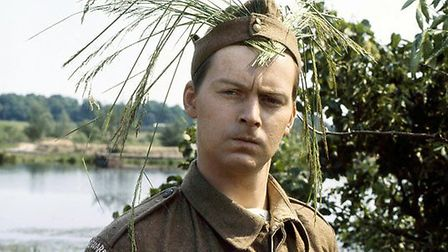 Ian Lavender as Private Pike in Dad's Army. Photo: BBC