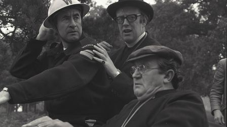 Dad's Army, written by Jimmy Perry and David Croft, ran for 9 series and 80 episodes between 1968 to