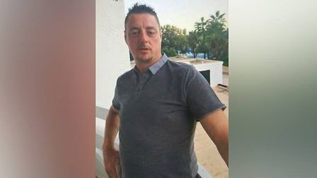 Missing Witham man Andrew King. Picture: SUPPLIED BY ESSEX POLICE