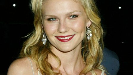 One Kirsten Dunst. Picture: FRANCIS SPECKER/PA PHOTO.
