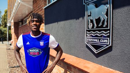 Ipswich Town have signed Trevoh Chalobah on a season-long loan from Chelsea. Photo: Ipswich Town FC