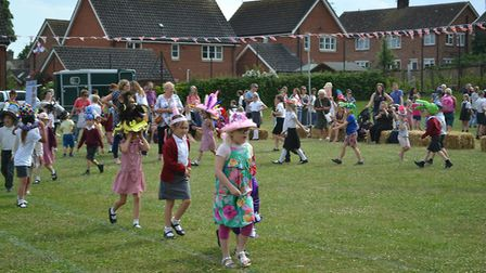 Sir Robert Hitcham's Primary School Summer Fete 2018 Picture: MOLLY MILLER