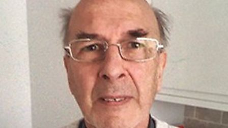 John Beal who is reported as missing from his home in Kesgrave. Photo: SUFFOLK CONSTABULARY
