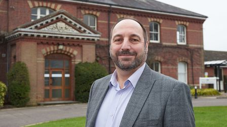 Norfolk and Suffolk NHS Foundation Trust (NSFT) chief executive Antek Lejk outlines feedback from th