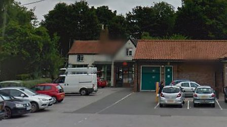 Elmswell Post Office, which will only be open three-days-a-week from Monday Picture: GOOGLE MAPS