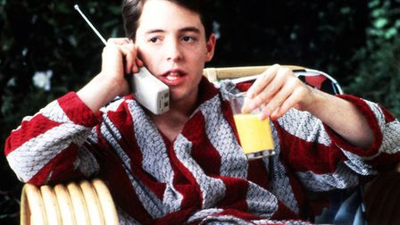 Matthew Broderick had his first big hit in Ferris Bueller's Day Off, one of the classic '80s teen fi