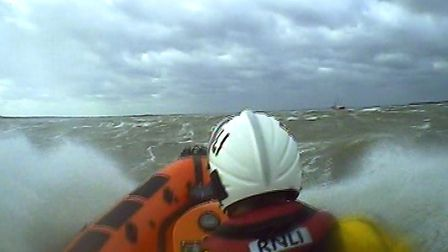 The West Mersea lifeboat (stock image) Picture: WEST MERSEA RNLI