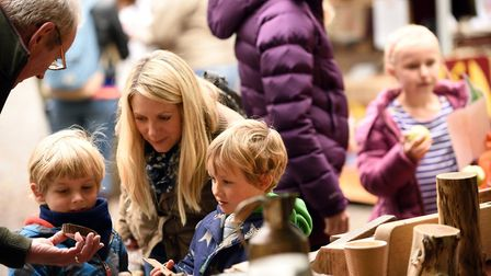 Come down to the Ickworth Country Fayre this weekend. Picture: NATIONAL TRUST IMAGES