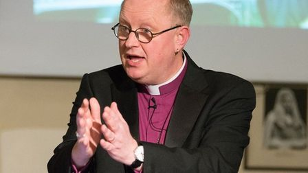 The Right Reverend Roger Morris, Bishop of Colchester Picture: Chelmsford Diocese