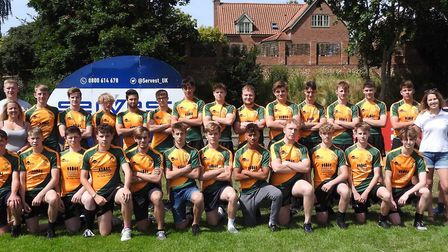 The junior academy at Bury St Edmunds Rugby Club has announced a new sponsor Picture: BURY RUGBY CLU