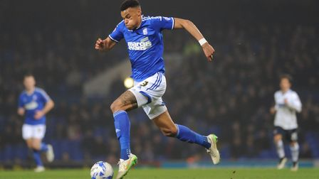 Town bought Tyrone Mings for �10k and sold him for �8.1m. Photo: Sarah Lucy Brown