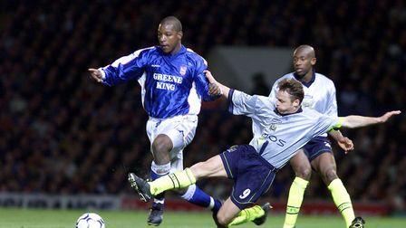 Titus Bramble moved to Newcastle United in 2002. Photo: ARCHANT