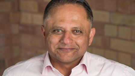Rooney Anand of Greene King. Picture: Greene King